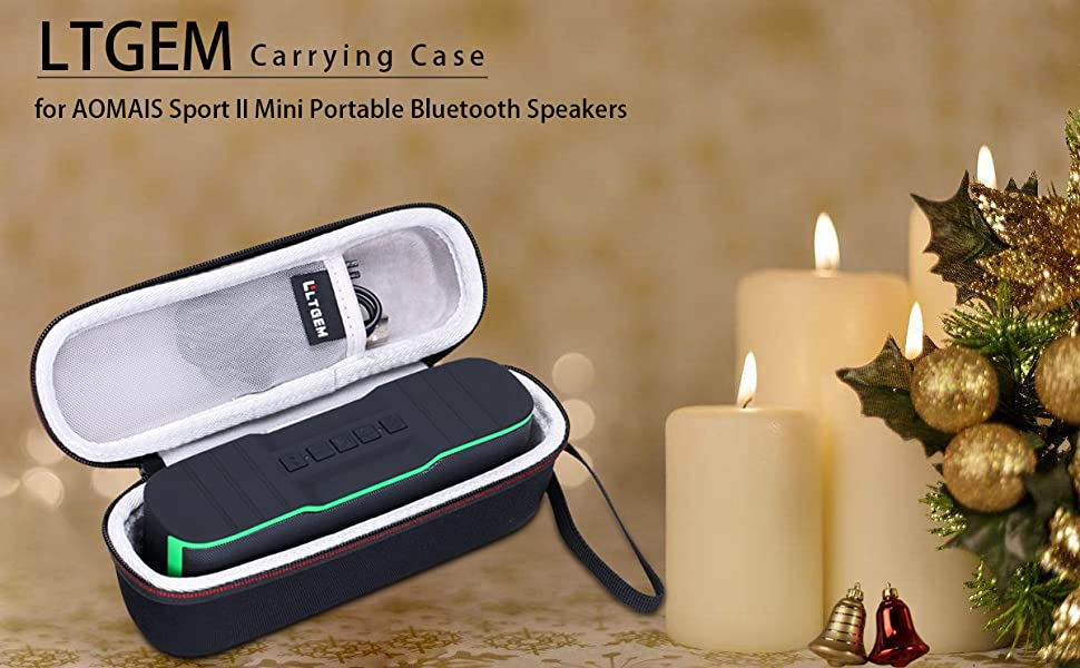 AOMAIS Sport II Mini Portable Bluetooth Speakers