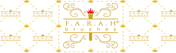 F.A.R.A.H Brushes Logo