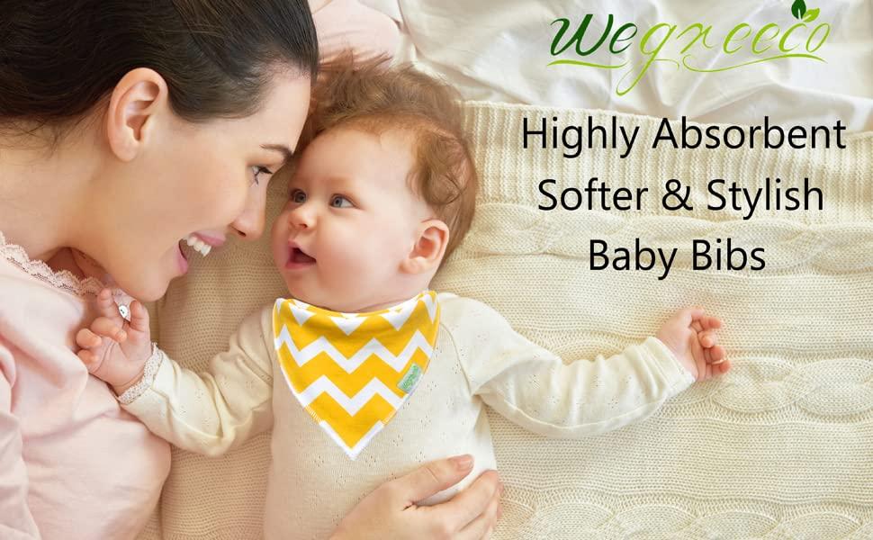 reusable baby bibs