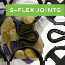 PATENTED FLEX JOINTS