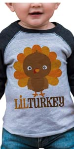 kids funny turkey thanksgiving shirt boys girls 7 ate 9 apparel