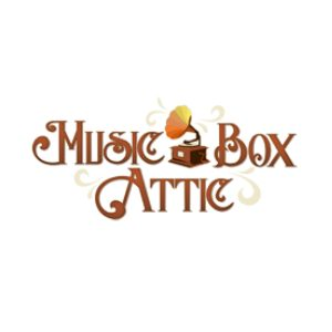 Wood Music Box