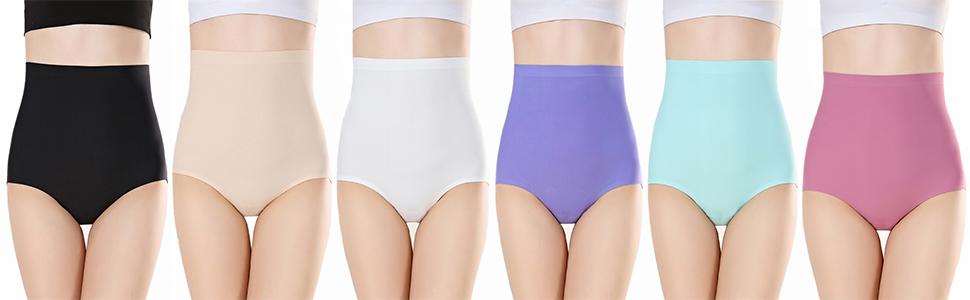 Multicolor Underwear Pack