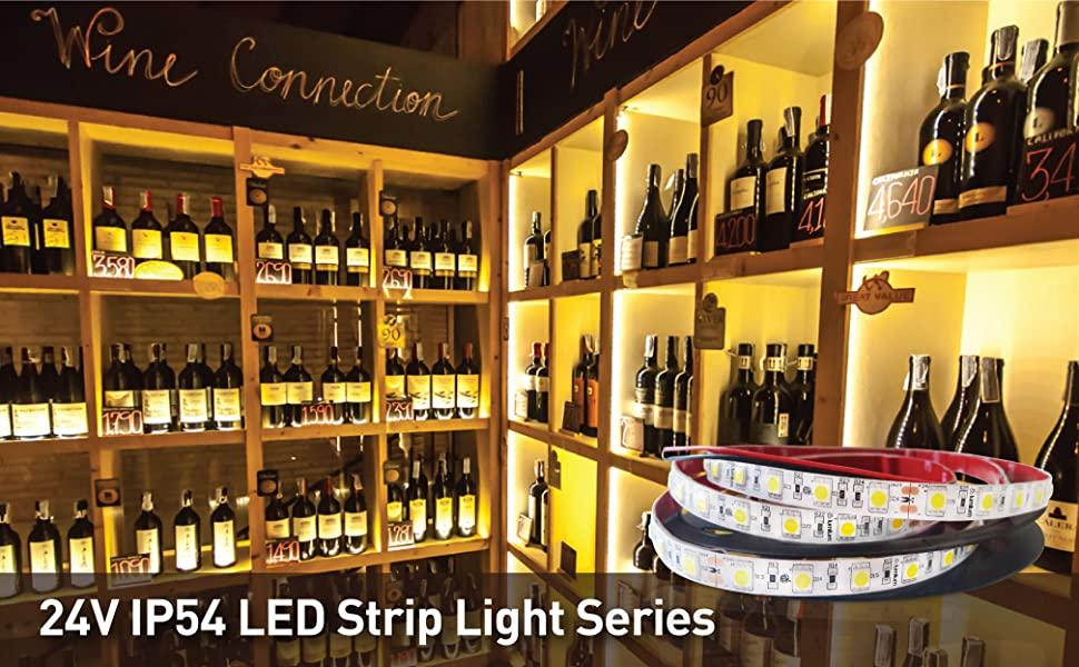 12V IP54 LED Strip Light