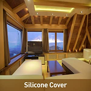 12V IP54 LED Strip Light Silicone Cover
