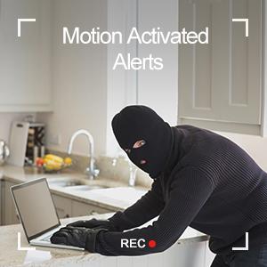 motion detectation