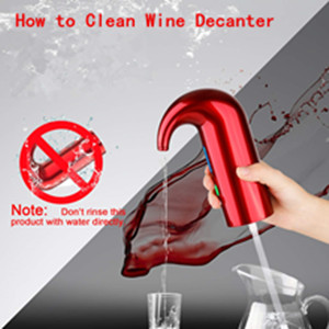 How to Clean Wine decanter