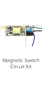 Magnetic Switch Circuit Kit