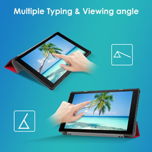 Multiple Typing & Viewing Angles