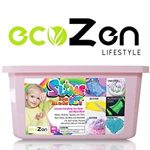 slime kits for girls