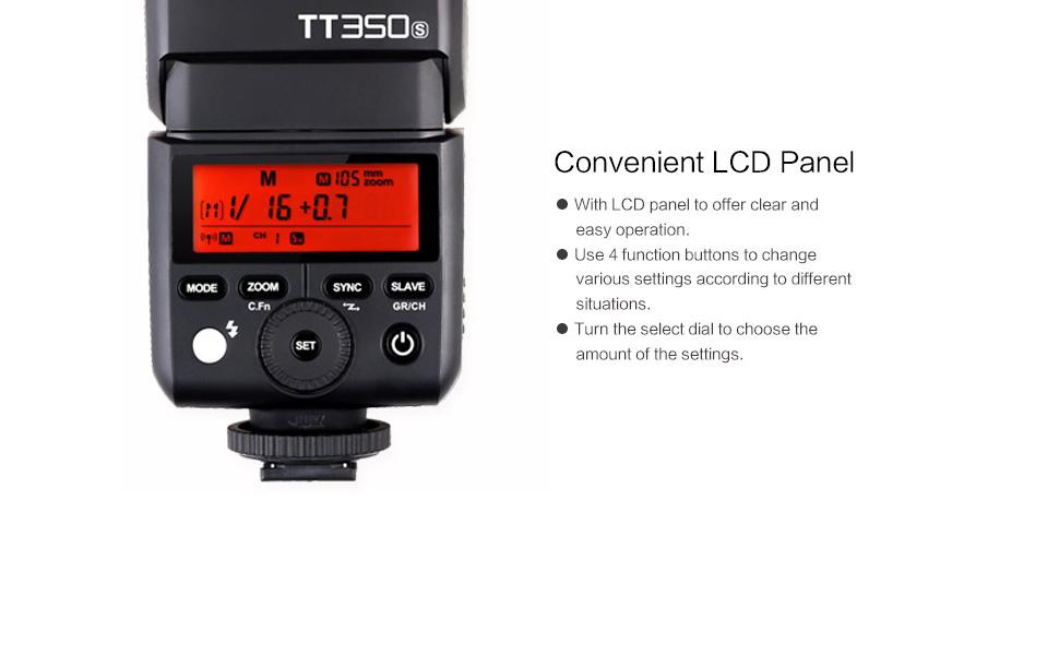 godox tt350s sony