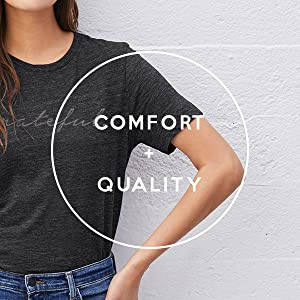 ThreadTank Stories You Can Wear Relaxed Tees T-Shirt Comfort Meets Quality