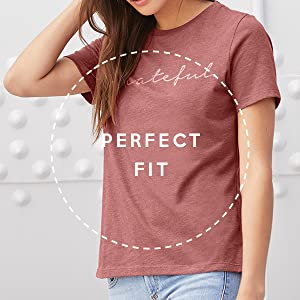 ThreadTank Stories You Can Wear Relaxed Tee T-Shirt Perfect Fit