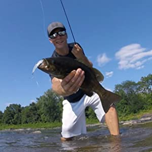 bass lure fishing trout river freshwater fish