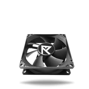 Hydra 80mm 3800rpm High Speed Fan for GPU Mining Rig Servers