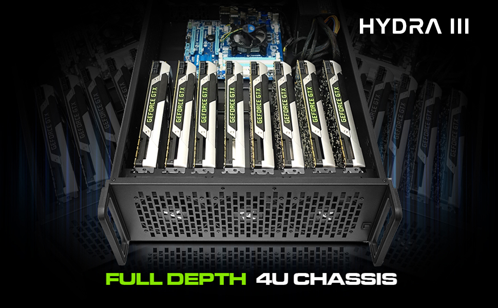 Full Depth 4U Chassis