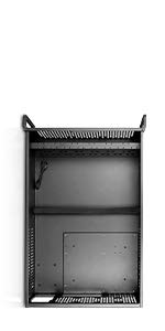 Hydra 3 Rackmount 8 GPU 6U Case
