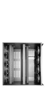 Hydra 8 Large Modular 10 GPU Case
