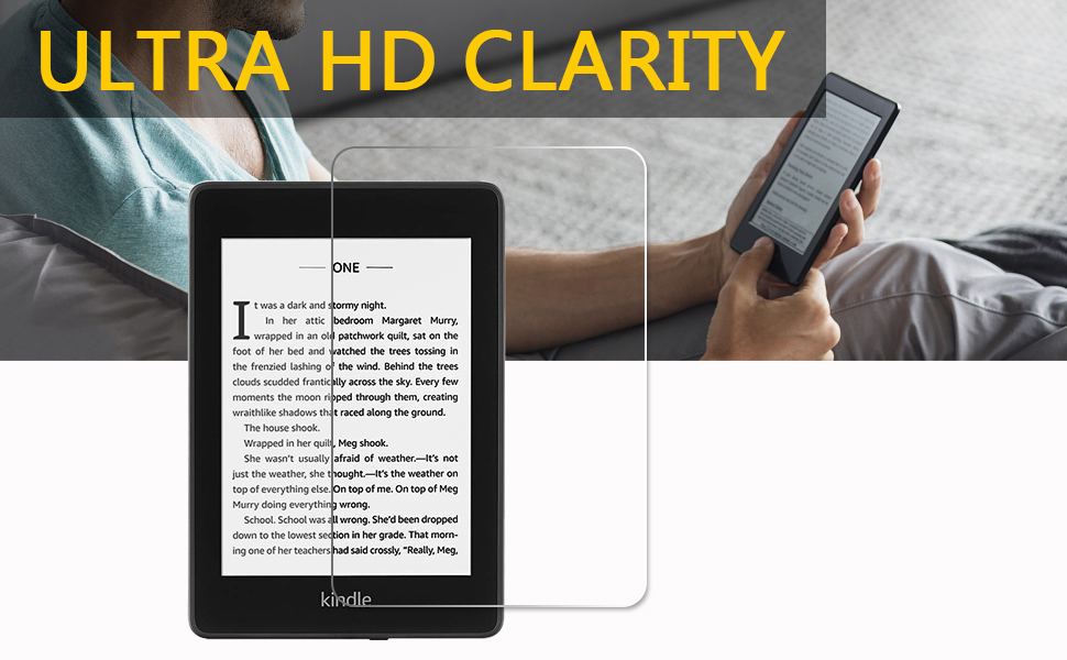 Ultra high definition clear