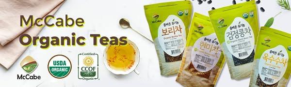 McCabe Organic Teas