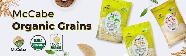 McCabe Organic Grains