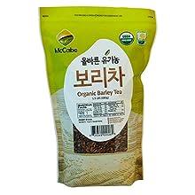 McCabe Organic Barley Tea, 1.5-Pound