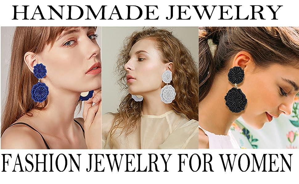 drop earrings /dangle earrings