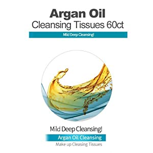 Argan Oil Facial Makeup Wipes