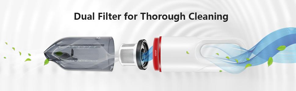 dual filter