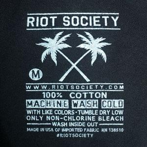 Riot Society care