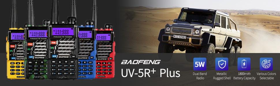 UV-5R Plus