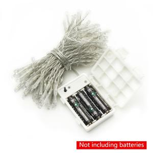 Autolizer Battery Powered Fairly LED Light String