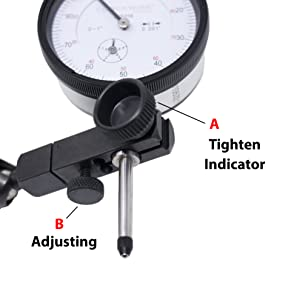 Dial Indicator Install