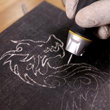 wood engraver