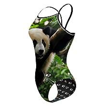 sunback panda