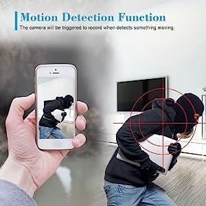Motion Detection Alarm