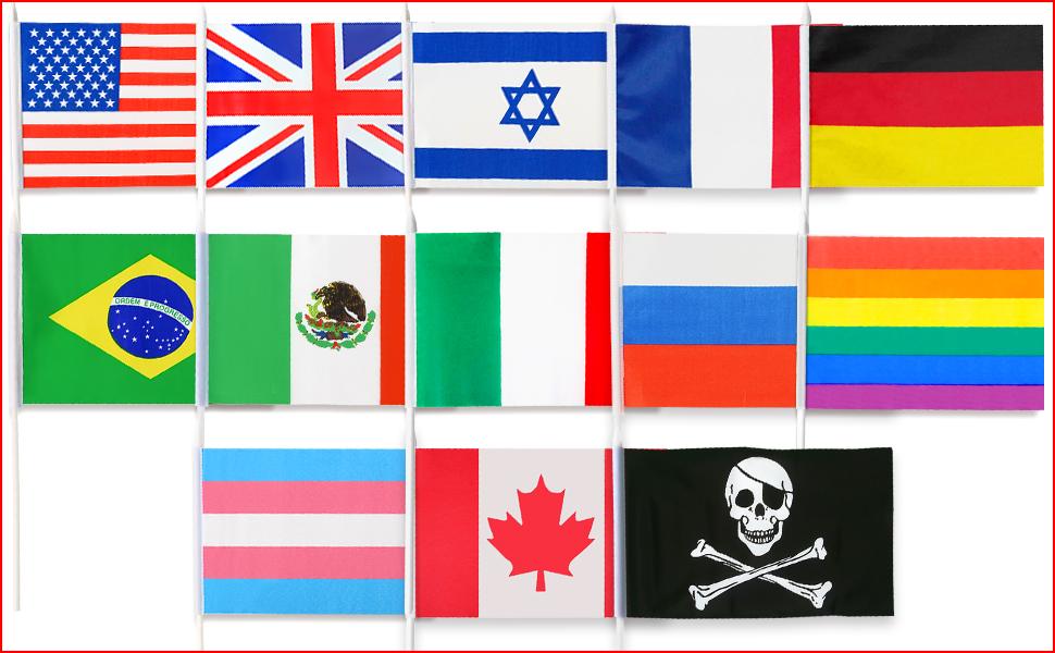 Flag.Mini.US.5*8