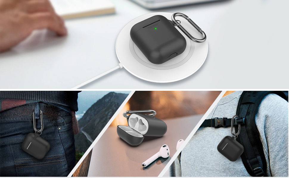 AirPods Case Cover for Apple AirPods 2