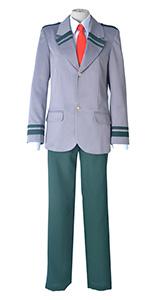 Deku School Uniform