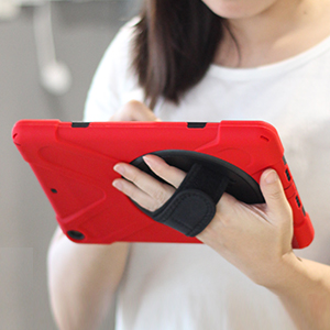 handstrap of the new ipad case