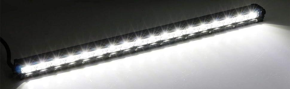 """iJDMTOY Lower Bumper 25"""" LED Light Bar Kit For 2007-2014 Toyota FJ Cruiser"""