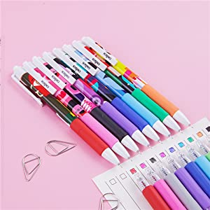 stylish gel pen