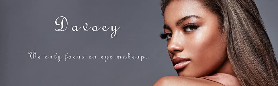 Davocy Focus on Eye Makeup