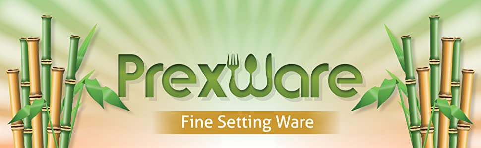 Prexware Natural cutlery and table settings