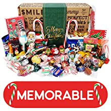 holiday candy gift assortment variety care package for man woman college student boy girl