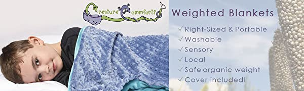 Child Sized Weighted Blanket