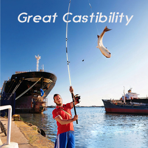 Great Castability Fishing Line