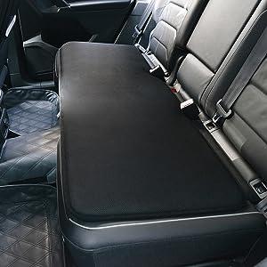 car seat cushion cover rear memory foam super breathable