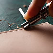 Adjustable Stitching Groover