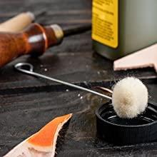 Wool Daubers Leather Dye Tool